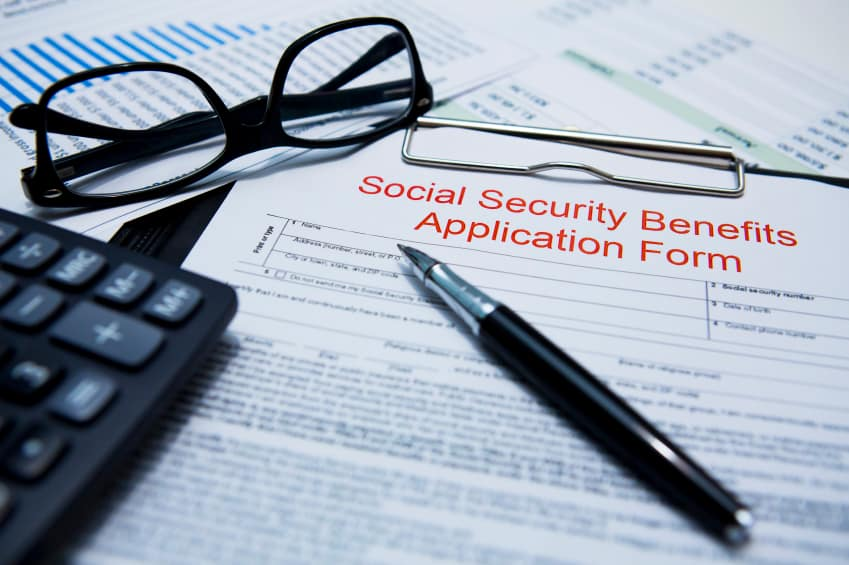 Social security provisions