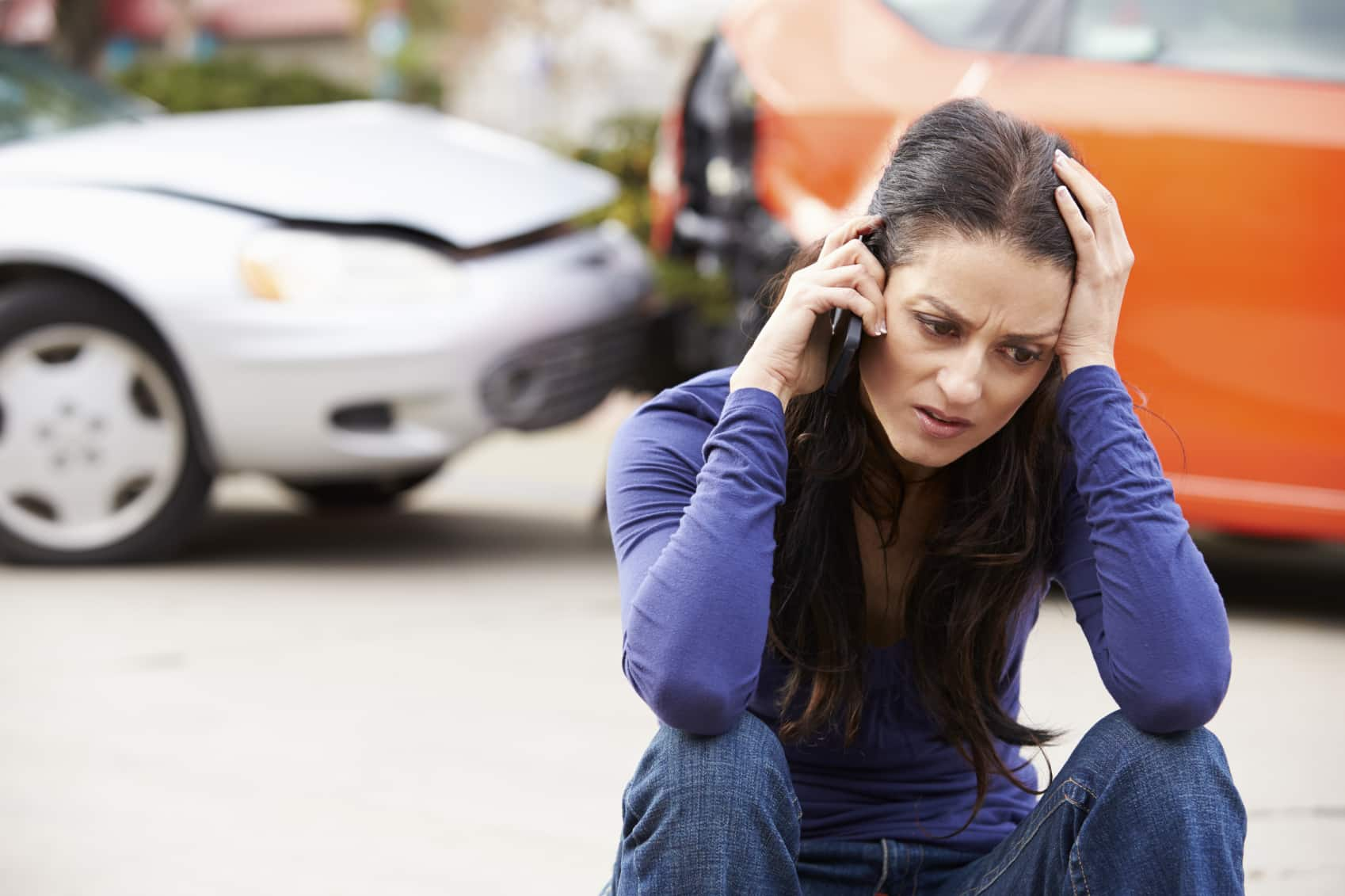 Rental/Leased car accident