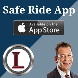 safe ride app graphic