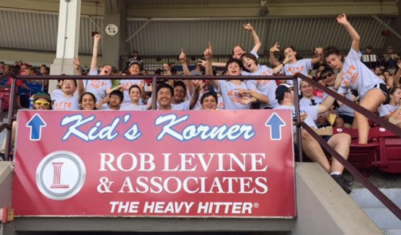 Rob Levine's Kid's Corner with the PawSox