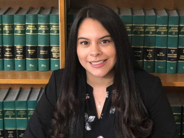 Cynthia Perez Personal Injury Paralegal