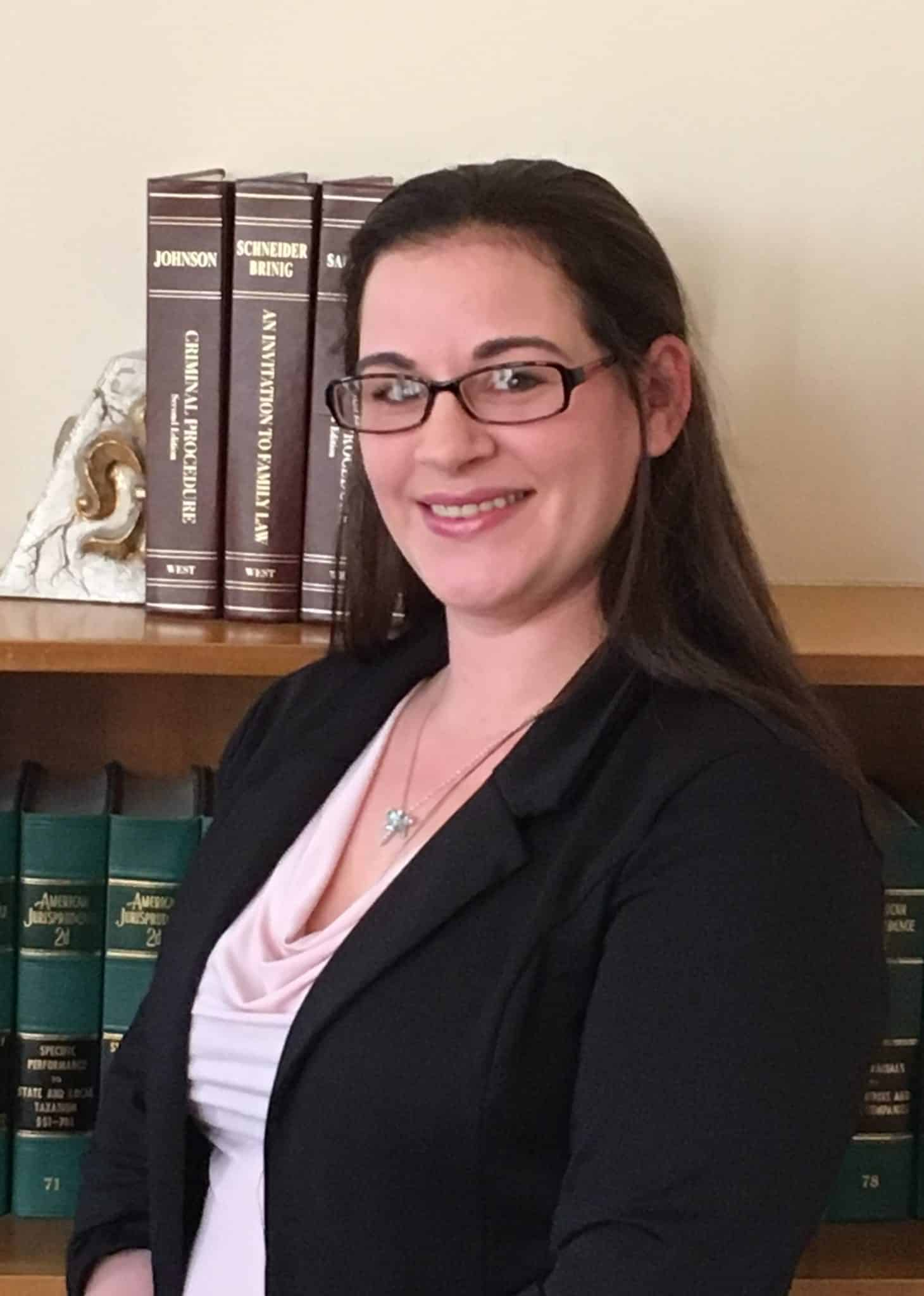 Krystle Leyko Legal Assistant