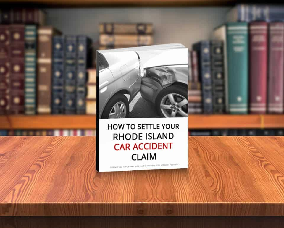 How To Settle RI Car Accident Claim - Rob Levine