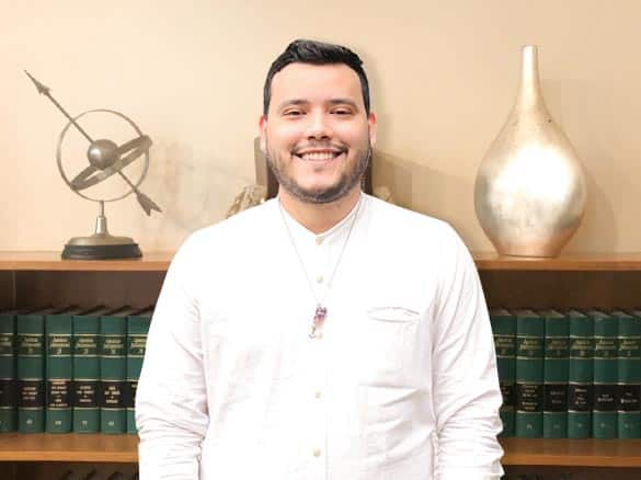 Jair Robles Early Level Case Manager