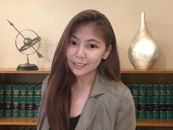 Angelica Adesas Personal Injury Paralegal